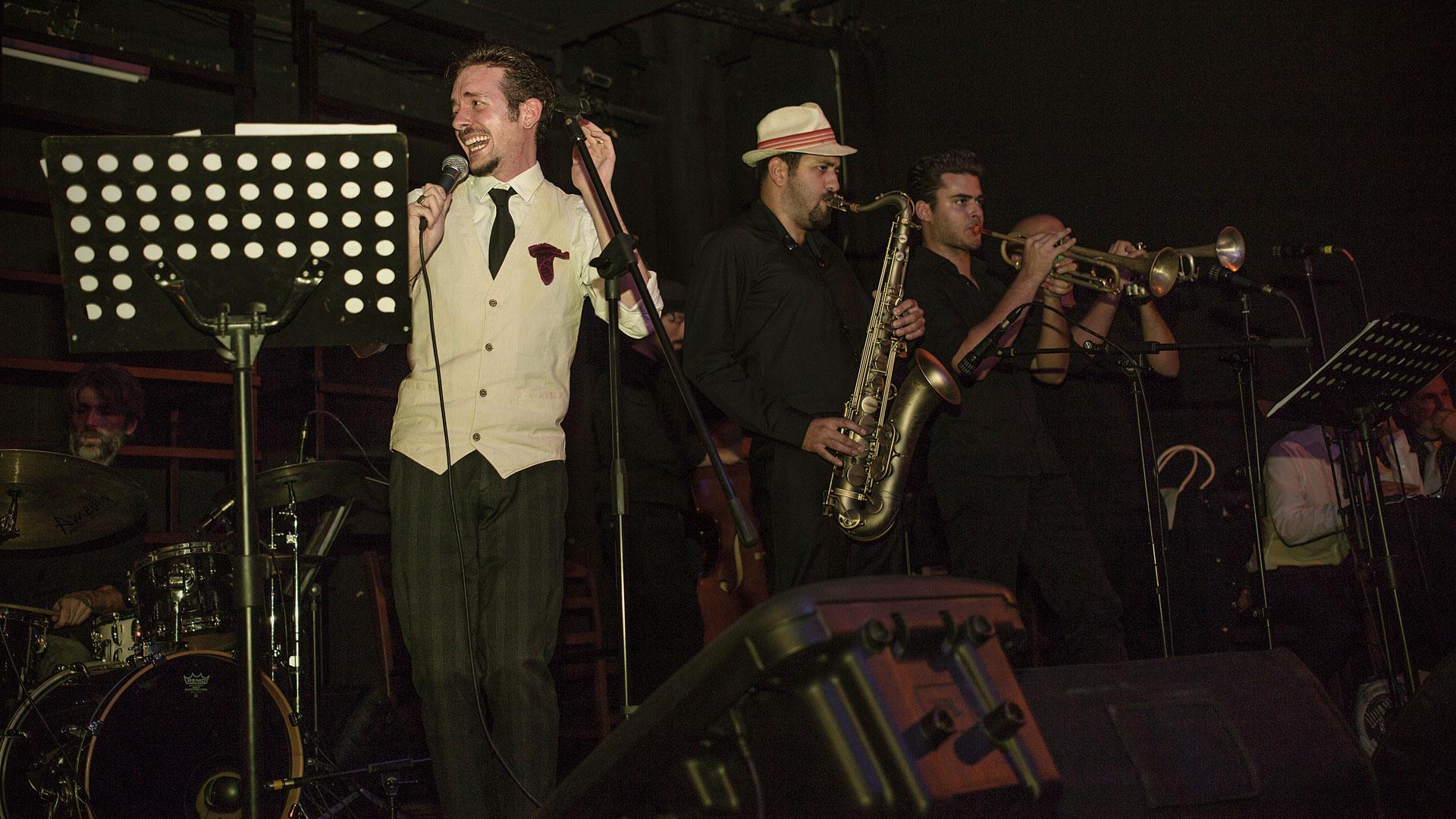 Swing Istanbul Allstars Dk Müzik Sahne Hizmetleri